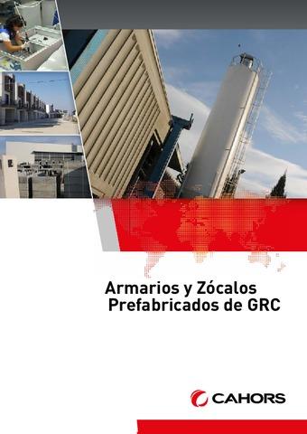 CAHORS - GRC Catálogo de armarios julio 2019