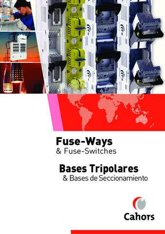 CAHORS - Catálogo Bases Tripolares