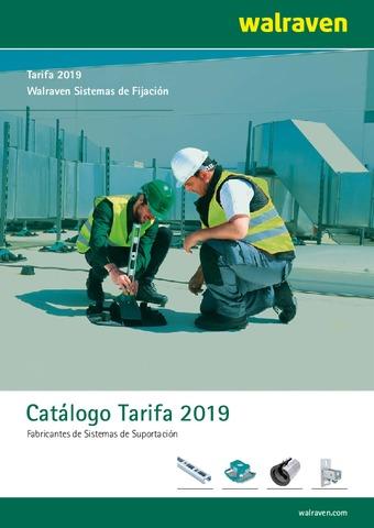 WALRAVEN - Tarifa 2019
