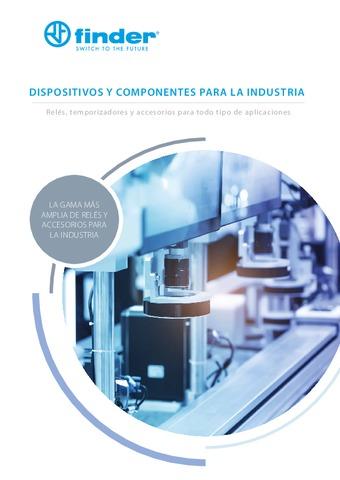 FINDER - Catálogo Industrial