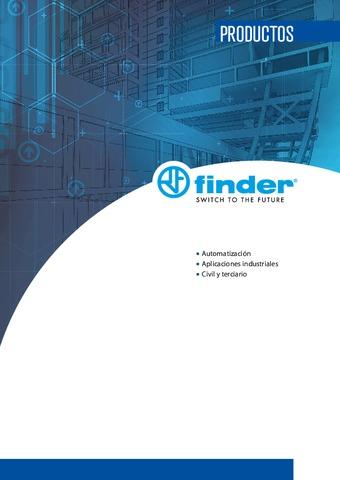 FINDER - Gama de Producto