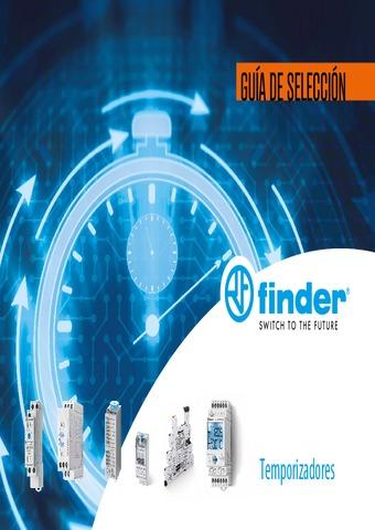 FINDER - Guía de Temporizadores