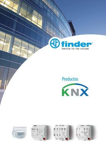FINDER - Productos KNX