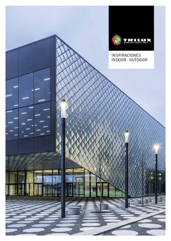 TRILUX - Catálogo Inspiración Indoor Outdoor