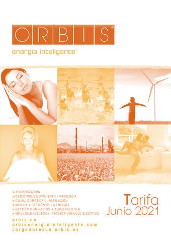 ORBIS - NUEVA TARIFA ORBIS- JUNIO 2021 CON CORRECCIONES
