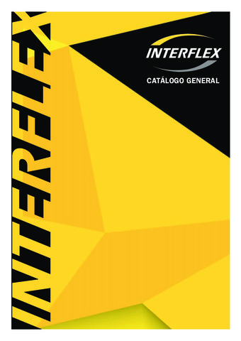 INTERFLEX - Catálogo general