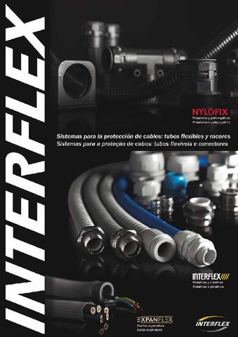 INTERFLEX - Sistemas de protección de cables