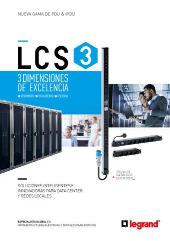 LEGRAND - Catálogo PDU - IPDU