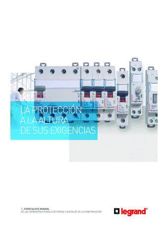 LEGRAND - Catálogo Protección DX3 - TX3