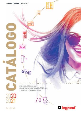 LEGRAND - Catálogo general soluciones residencial 2020