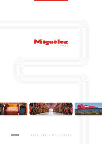 MIGUELEZ - Catálogo General