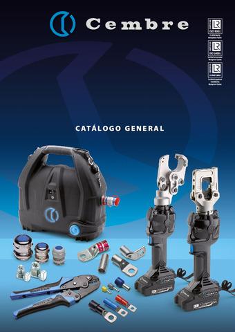 CEMBRE - Catálogo general