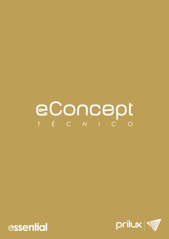 eCONCEPT - Catálogo Técnico