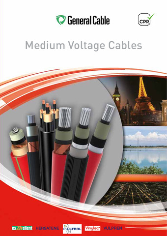 GENERAL CABLE - Catálogo medium voltaje ebook