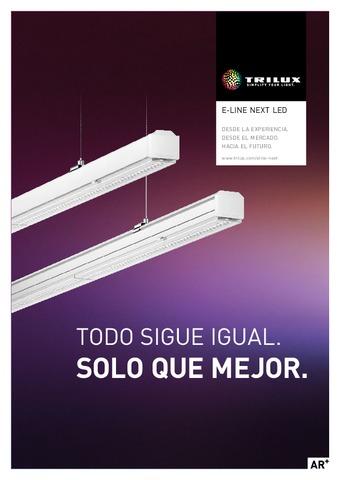 TRILUX - Catálogo E-Line Next Led