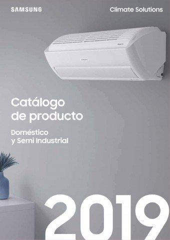 SAMSUNG - Catálogo Residencial 2019