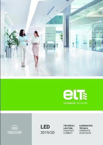 ELT - Catálogo Iluminación Técnica