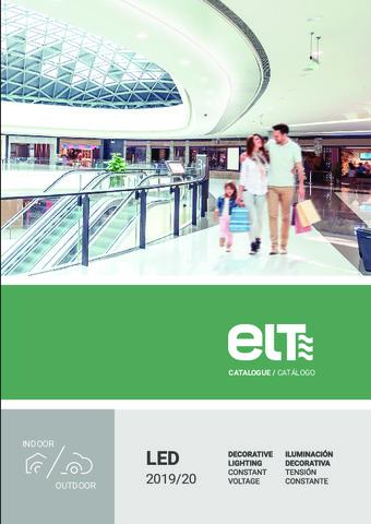 ELT - Catálogo Iluminación Decorativa