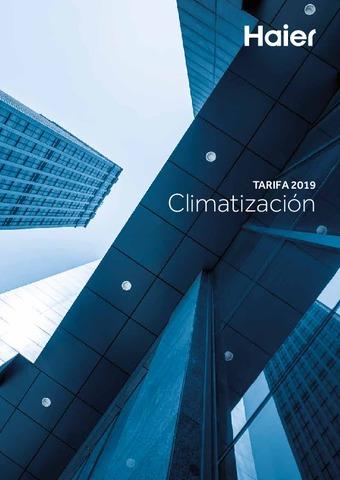 HAIER - Tarifa 2019