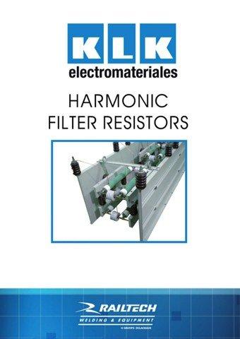 KLK - Harmonic filter resistors