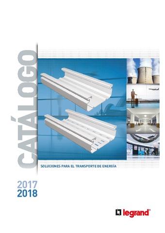 LEGRAND - Catálogo bandejas PVC Omega