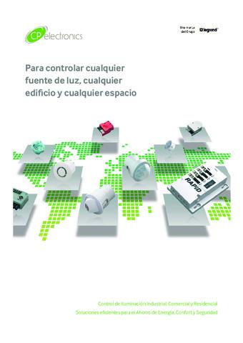 LEGRAND - CP Electronics