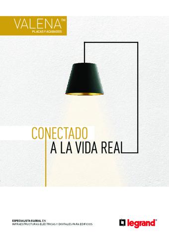 LEGRAND - Catálogo Mecanismos - Valena