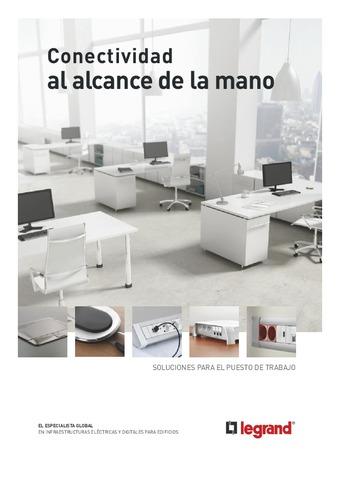 LEGRAND - Catálogo Puestos de Trabajo