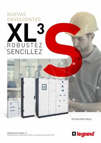 LEGRAND - Catálogo XL3-S