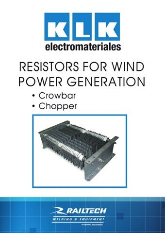 KLK - Resistors for wind power generation 2