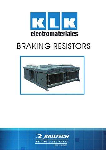 KLK - Dinamic braking resistors
