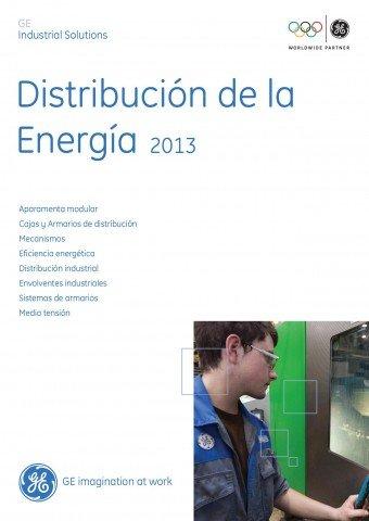 GE POWER - Catálogo Distribución de la energía