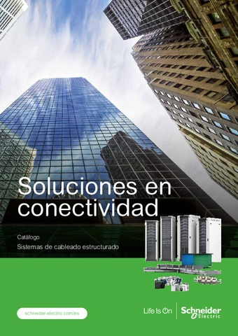 SCHNEIDER - Soluciones en conectividad