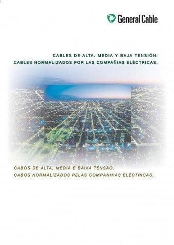 GENERAL CABLE - Catálogo Compañías eléctricas