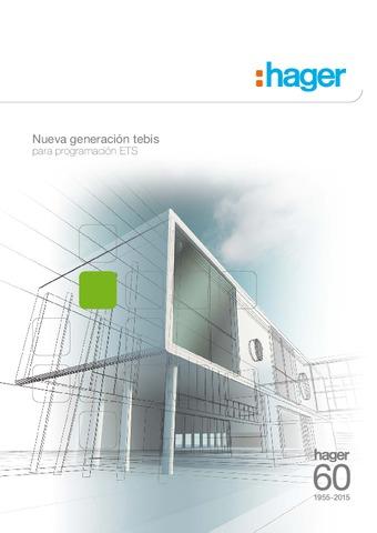 HAGER - Nueva generación tebis
