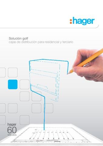 HAGER - Solución golf
