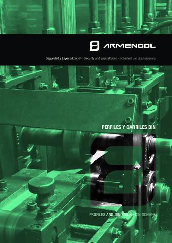 ARMENGOL - Catálogo Perfiles y Carriles
