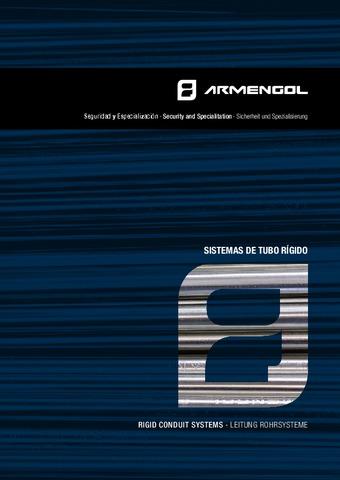 ARMENGOL  - Catálogo Sistemas de tubo rígido
