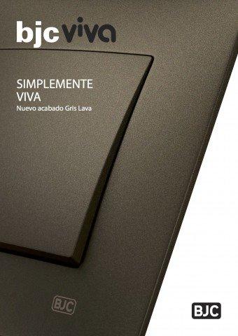 BJC  - Catálogo Monográfico Viva