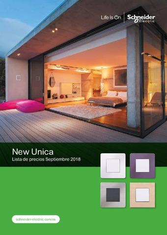 SCHNEIDER - New Unica