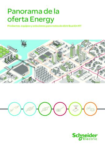 SCHNEIDER - Panorama de la oferta Energy