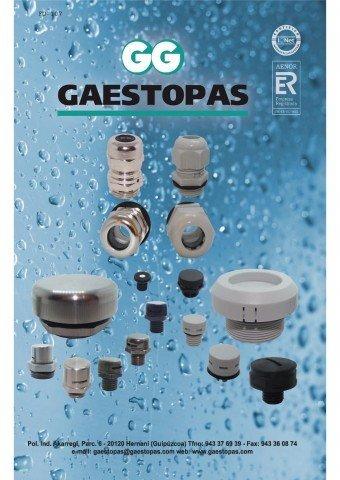 GAESTOPAS - Catálogo Prensaestopas y tapones de ventilación