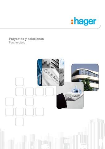 HAGER - Proyectos y soluciones para terciario