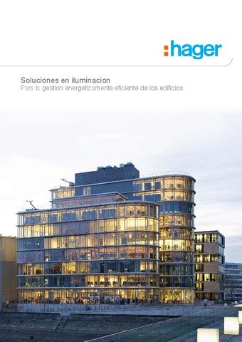 HAGER - Soluciones en iluminación