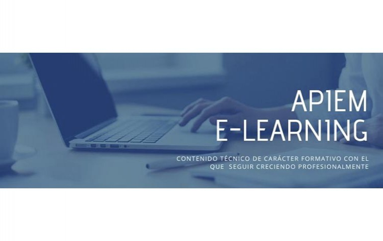 APIEM e-learning, formaciones para septiembre
