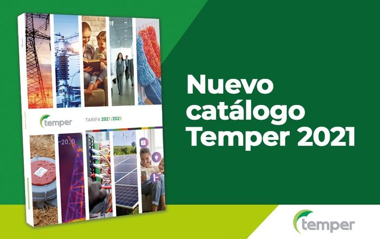 Nueva tarifa de Temper para el 2021