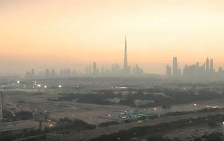 ABB ayuda a suministrar energía al Burj Khalifa