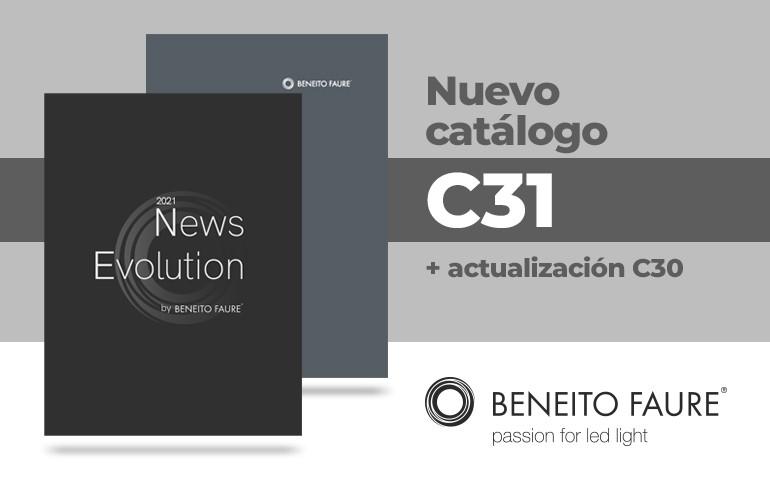 Nuevos catálogos 2021 - Beneito Faure