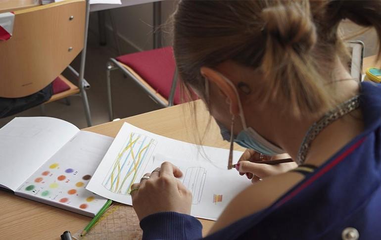 Haier Aire reta a alumnos de Arte y Diseño a diseñar el panel del nuevo split Perla.