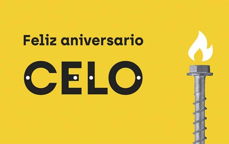 Primer aniversario de la nueva imagen de CELO